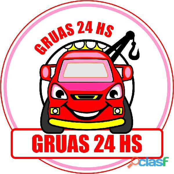 Gruas + Remolques + ((1153067312)) + En + Moreno + 24 hs