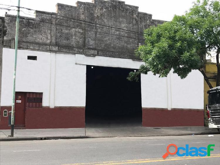 Galpón/ Depósito en venta - Parque Patricios