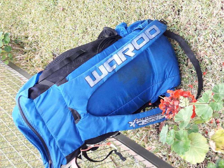 Equipo de kitesurf Bes t Waroo usado 11mts.Incluye vela