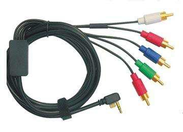 CABLE AUDIO Y VIDEO PSP A 5 RCA VIDEO COMPONENTE PSP2000