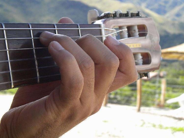 Clases de guitarra Eléctrica y criolla