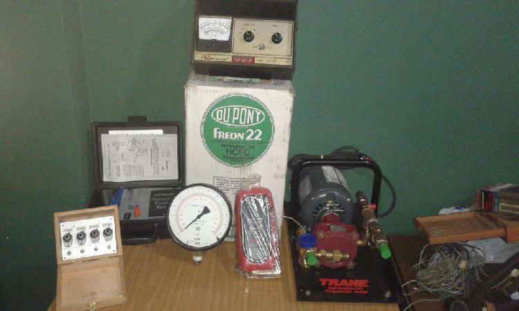Instrumentos de medicion y herramIentas varias para AIRE