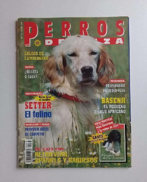 Revista Perros De Caza Julio 1997 Nº 78.