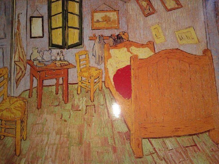 Carpeta Con 2 Laminas 30x42 De Van Gogh Perfectas tengo mas