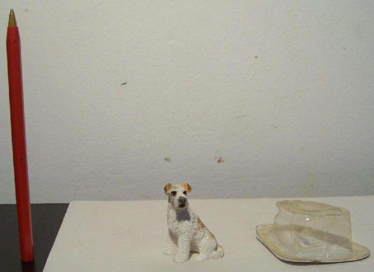Perro Miniatura, Escala 1:12, Casa De Muñecas Coleccion
