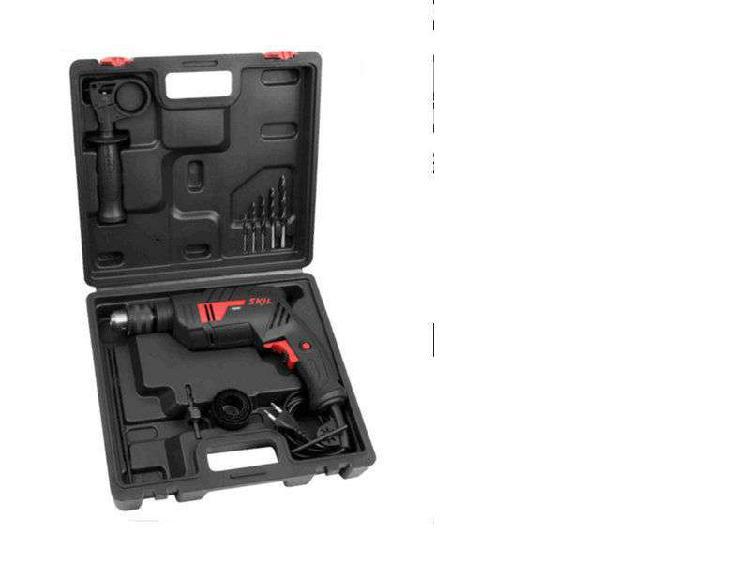 Taladro profesional Skil Bosch 13mm con maletín y