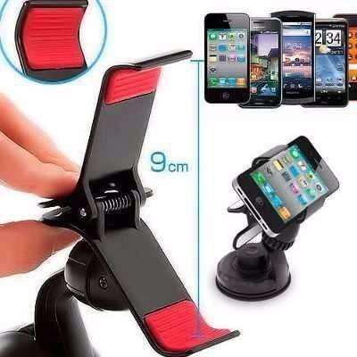 Soporte Universal Para Auto Diseño Pinza Para Gps Celular