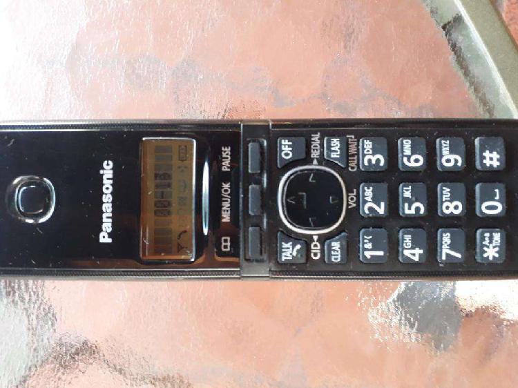 Telefono Inalambrico Panasonic Como Nuevo