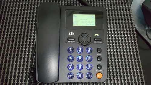 telefono fijo con chip inalambrico llamadas sms