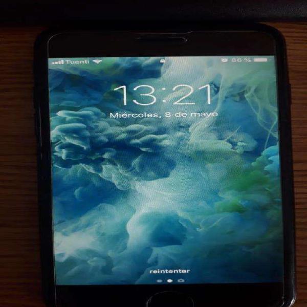 iPhone 7 negro de 32 gb liberado de fábrica de USA con
