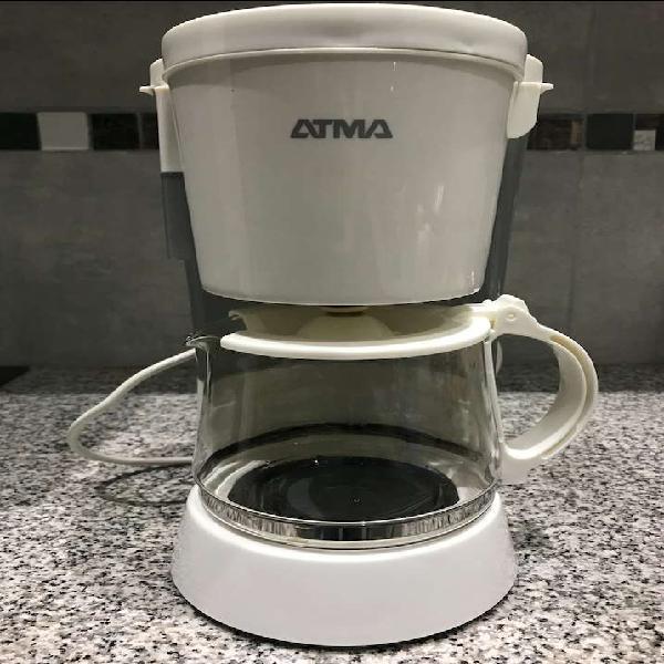 Cafetera Atma 1.25 Litros Jarra De Vidrio Ca8132e
