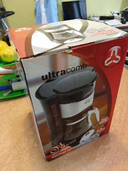 Cafetera Automática Capacidad