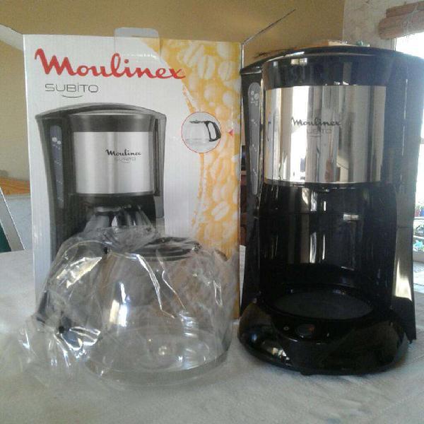 Cafetera Moulinex Subito sin Uso