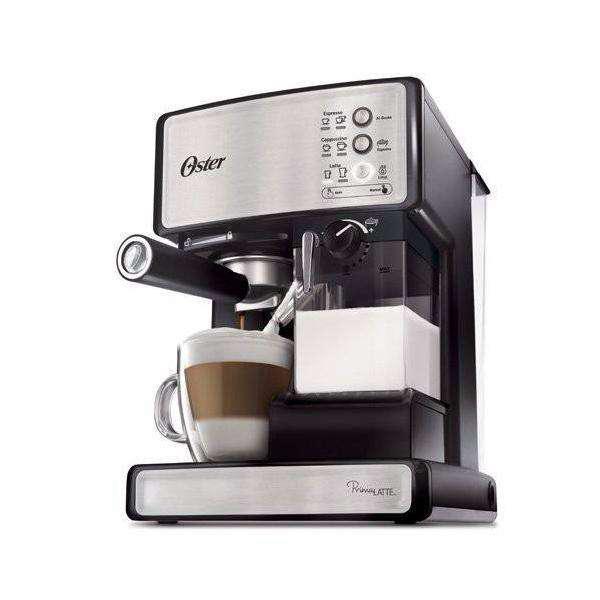 Cafetera Oster Prima Latte(poso uso)