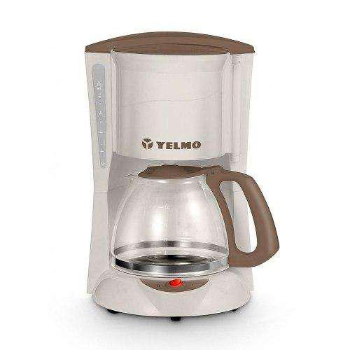 Cafetera Yelmo Filtro Permanente 12 Pocillos 800w