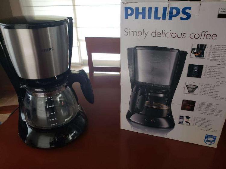 Vendo Cafetera Philips Hd7457