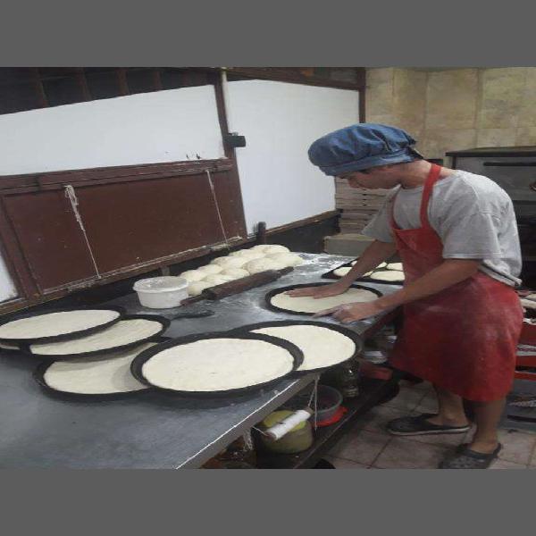 Maestro Pizzero Busco Trabajo