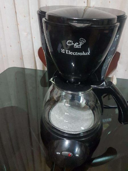 Cafetera Eléctrica Electrolux Chef
