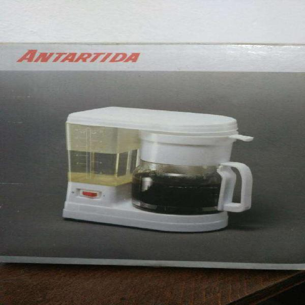 Cafetera Electrica Antartida 12 Pocillos