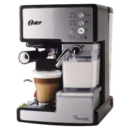 Cafetera Expresso Oster Prima Latte 6602 Capuccino Gtia
