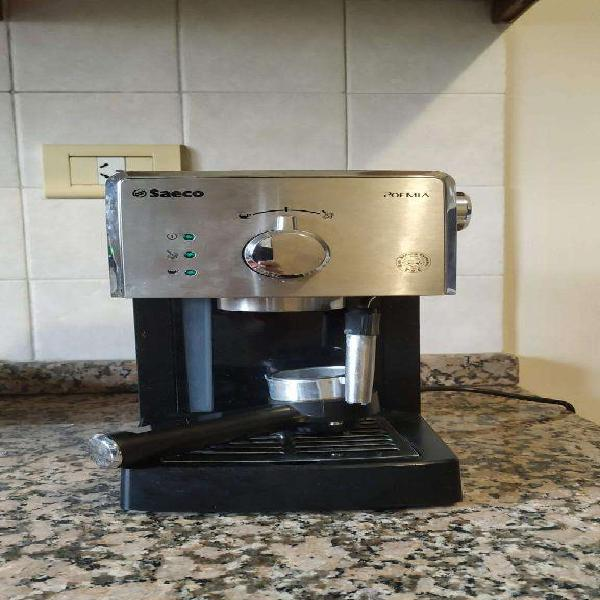 Cafetera Expresso Philips Saeco Poemia