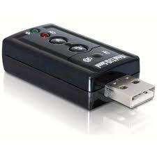 PLACA DE SONIDO USB 7.1 SEISA ST-3052 Cod.1809