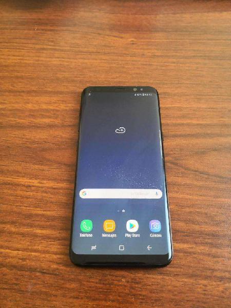 LIQUIDO Samsung S8 64GB LIBRE EN MUY BUEN ESTADO