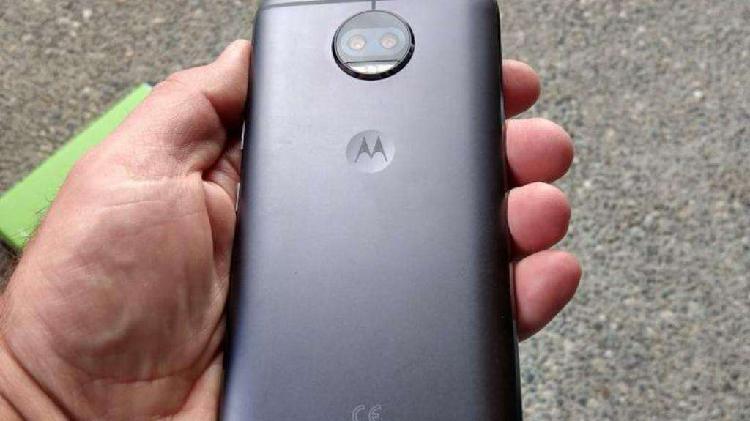 Moto G5 S Libre de Fabrica 32 Gb Impeca