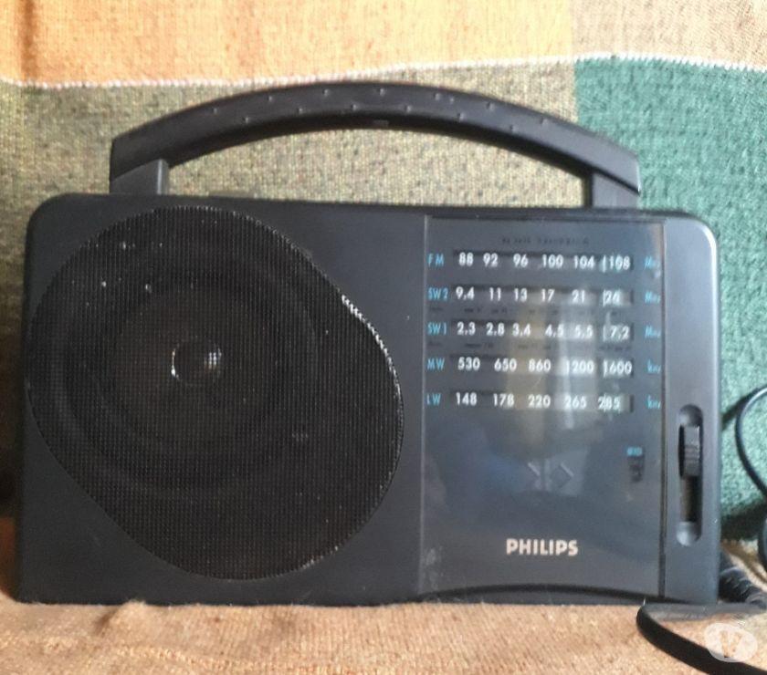 Radio Philips AE bandas  a red y pilas