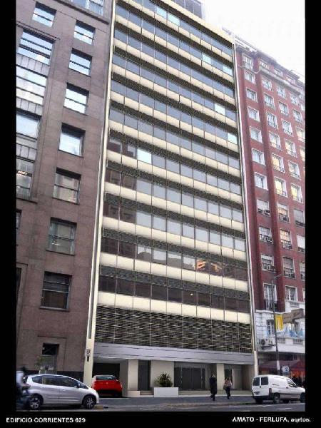 Av. Corrientes 629 - Edificio en Block