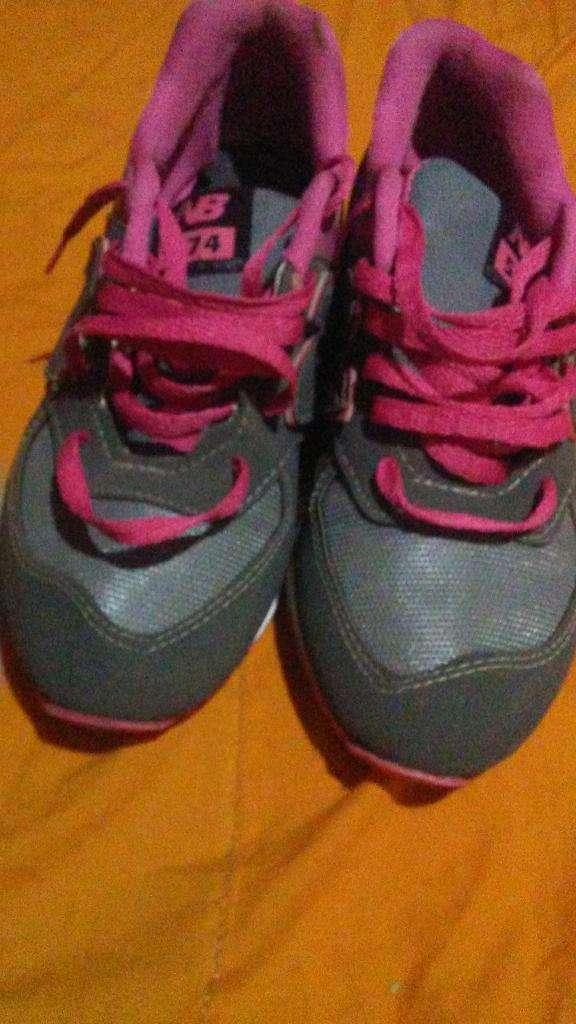 Vendo Zapatillas de Mujer Numero 36