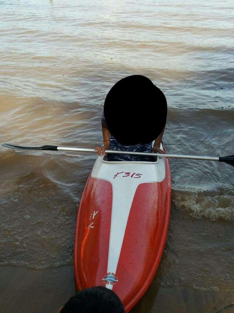 Vendo Urgente Kayak de Fibra