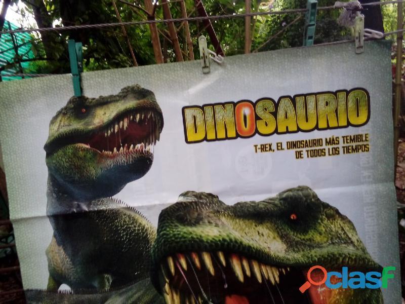 Gp1160 Poster De Dinosaurios