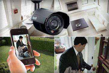 Cámaras de Seguridad HD KIT 8 Cámaras! Casas, Comercios,