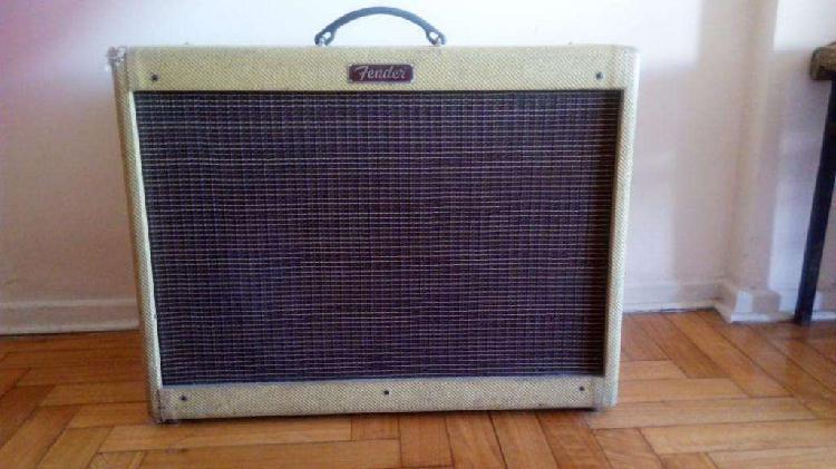 Oferta Amplificador Fender Blus de Luxe