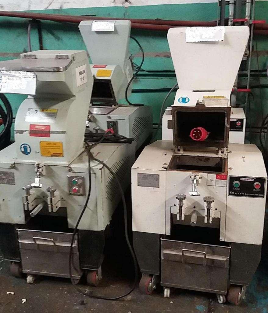 Molinos para plastico 1,5KW y 4KW