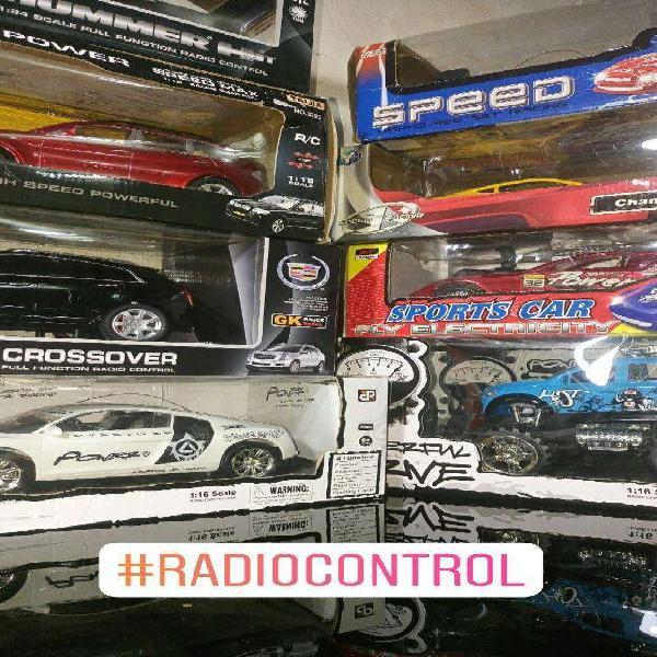 Autos a Radiocontrol Varios Modelos