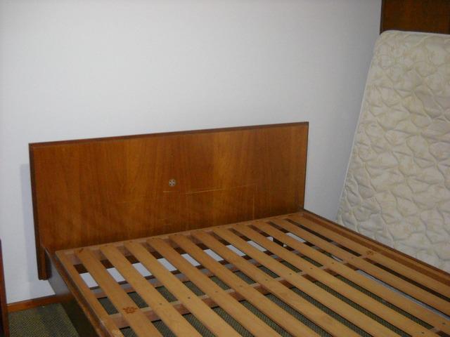 Juego de dormitorio matrimonial completo usado