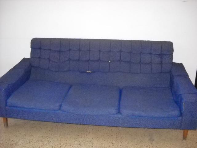 Juego de sillones usados para retapizar