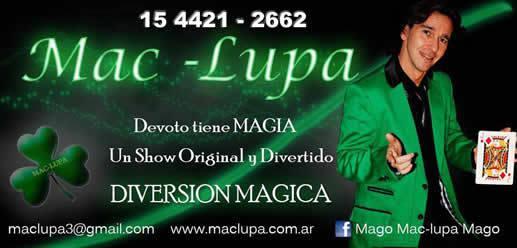 Show de Animacion con musica y magia Microcentro Mago