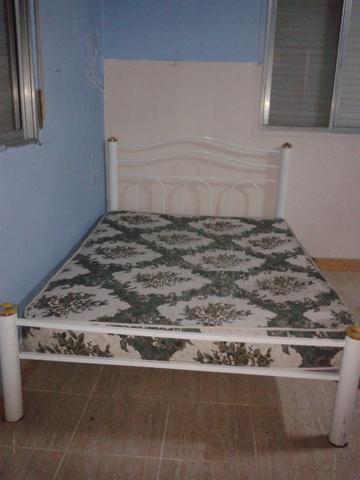 cama 2 plazas con colchon