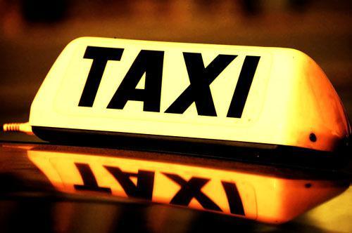 Chofer Para Taxi a Cargo