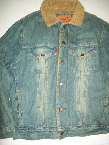 Vendo Campera DE Jeans Con Corderito Una DE Hombre Y Otra DE