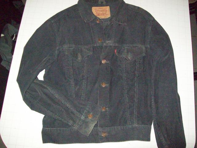 Vendo Campera Marca Levis Original T.l Color Gris DE