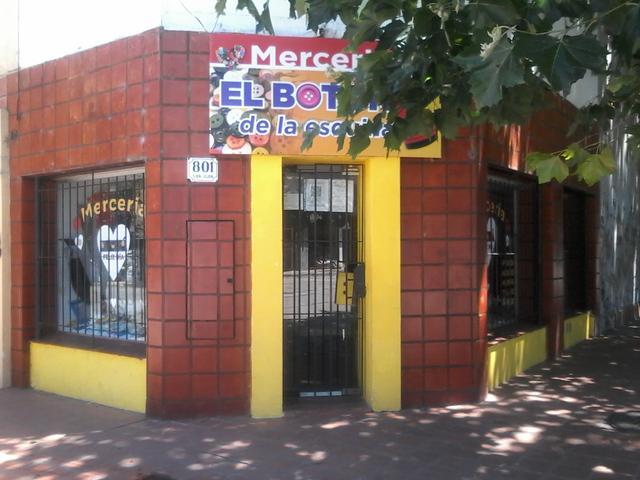 Vendo fondo de comercio de MERCERIA, Mar de Plata