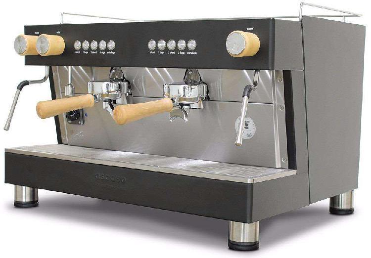 Alquiler mensual cafetera express comercial 2 bocas