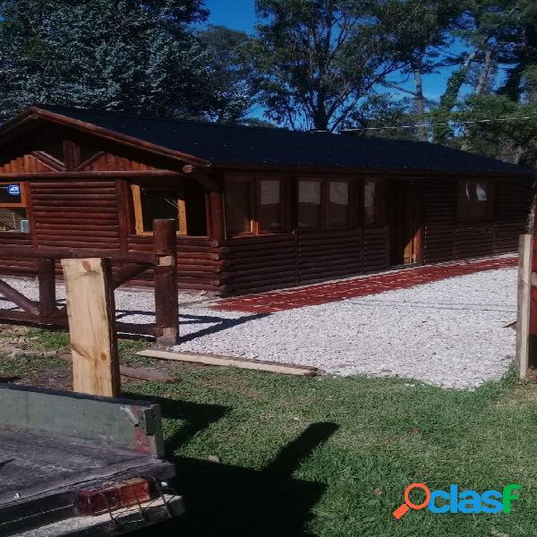 Cabaña Lote Propio a Estrenar en Miramar