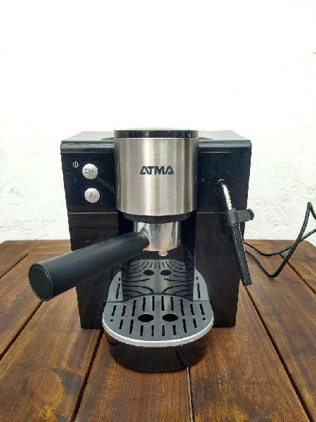 Cafetera Atma Ca9196xe Express Digital 18bar Filtro