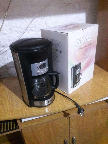Cafetera Atma con Timer a Revisar