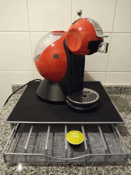 Cafetera Nescafé Dolce Gusto Moulinex.